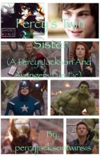 Percy's twin (percy jackson and the avengers fan fic) by percyjacksontwinsis