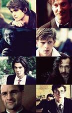 Young Marauders x Reader One-shots by tjeveryfandomever