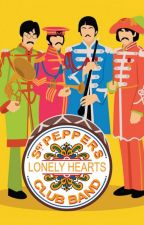 Sgt Peppers Lonely Hearts Club Band by GhostbusterMARVEL