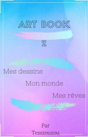Art Book 2 by tesszouzou