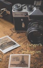 E. Jaeger's Instagram  by JaegerSnapss