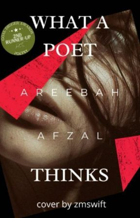 Book of poems by areebahafzal