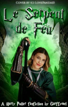 Le Serpent de Feu by Garffymel