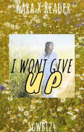 I won't give up (Kara Danvers x Reader) by SgHp124
