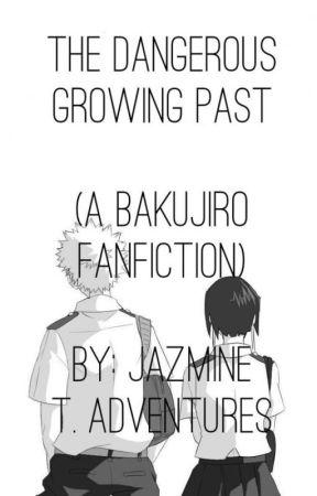 The Dangerous Growing Past by JazmineToadsAdventur