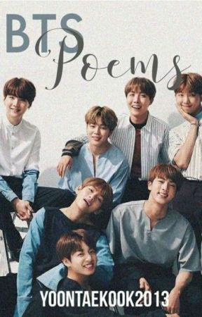 BTS Poems by YoonTaeKook2013