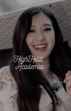 HighHeld Academia; Partly Blacktan by Fluffydreampop
