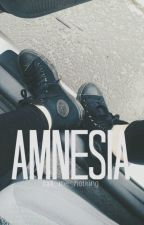 Amnesia   j.b by cmkika