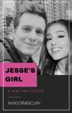 JESSE'S GIRL | GLEE by AKindOfMercury