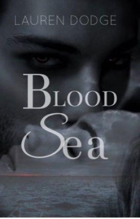 Blood Sea by LaurenDodge