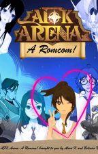 AFK ARENA: A ROMCOM! by alina_saurus