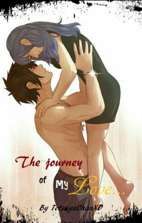 The journey of my love by TetsuyaChanXD