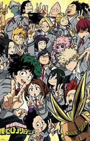 BNHA oneshots  by anime-_-weaboo