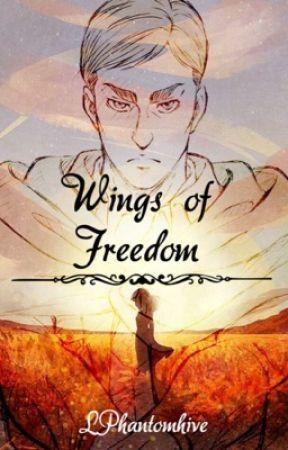 Shingeki no Kyojin - Wings of Freedom by LPhantomhive
