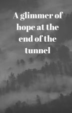 A glimmer of hope at the end of the tunnel by Priceisrightrusher