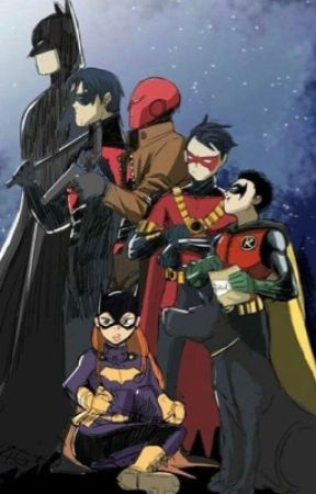 Bat Family Misadventures by nephilim123