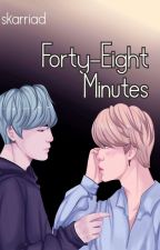 Forty-Eight Minutes | Yoonmin by Skarriad6
