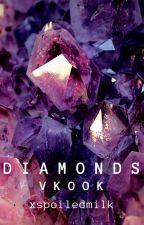 Diamonds   Vkook by xspoiledmilk