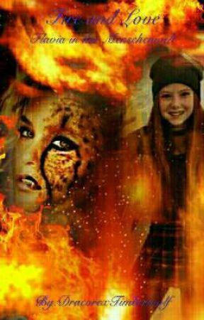 Love and Fire - Flavia in der Menschenwelt by DracorexTimberwolf