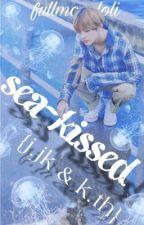 sea-kissed 🌊 || j.jk+k.th by Fullmoonloli