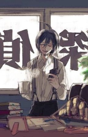 Shuichi Saihara Oneshots (REQUESTS OPEN) by -_Liar_-