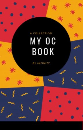 My OC Book by Infinity9000