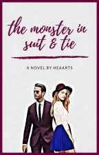 The Monster In Suit And Tie by heaarts