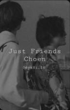 Just Friends by wherearetheavocodos