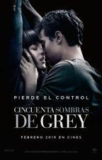 Cincuenta Sombras de Grey by yazminlopezreyes