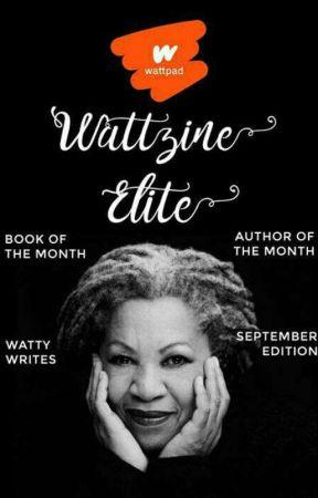 Wattzine Elite (September Edition) by N3c3l3
