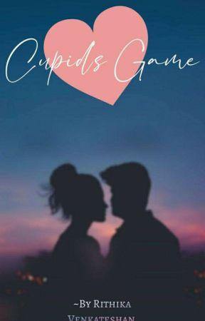 CUPID'S GAME(COMING SOON ) by PriyaGv8