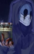 Eyeless Jack X Reader by SHAYLLG6