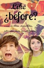 Like ¿Before? [L.T.] by TinaIvanna