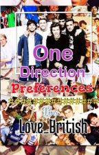 One direction preferences book 2 by Love_British