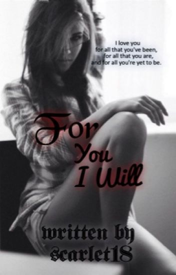 For You I Will (Rated R) (GirlxGirl, GxG, Lesbian)