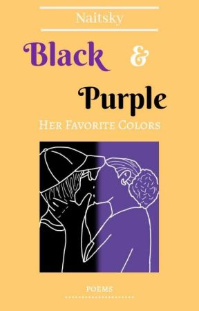 Black & Purple; Her Favorite Colors by naitsky