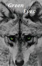 Green eyes by idontknowanymore14