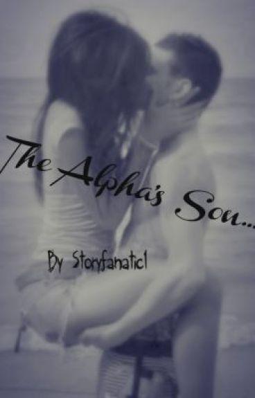 The Alpha's Son...