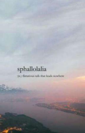 sphallolalia by tHeh0ehayden