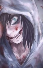 Cut My Heart [Jeff The Killer X Reader] by JustYourAverageFurry