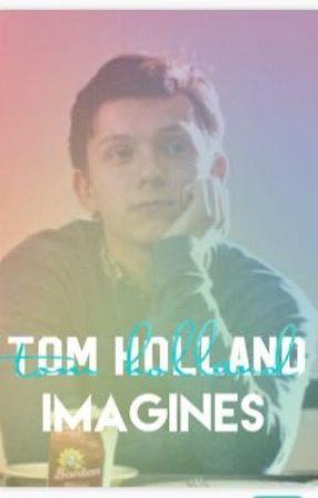 Tom Holland Imagines by danssmartasshoe