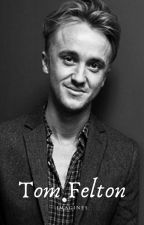 Tom Felton Imagines by celebrityimaginesx