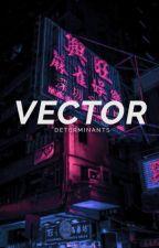 VECTOR by determinants