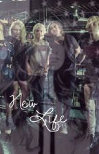 My New Life (A Laura and  R5 love story) by daanabravo