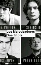Los Merodeadores (One Shots, imaginas, preferences, types, facts ) by SelenaSierraFernande