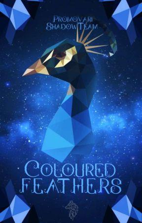Coloured Feathers - Promovări by ShadowTeam-