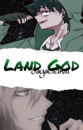 Land God (Tomoe x Deku) -Crossover- by SayaCielkill