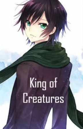 King of Creatures by mmacdonald22