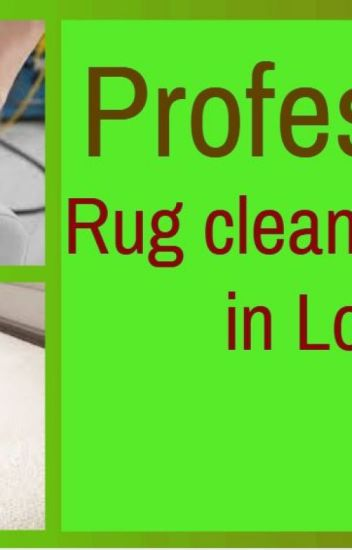 Professional Rug Cleaning Service In