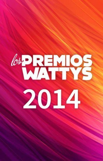 PREMIOS WATTY 2014